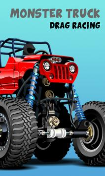 Monster truck games for kids screenshot 5