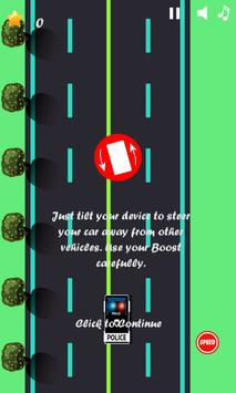 Police car games for kids free screenshot 5