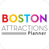 Boston Attractions Planner icon