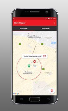 Ride Helper apk screenshot