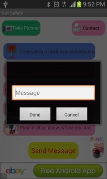 Girl Safety screenshot 4