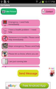Girl Safety screenshot 15