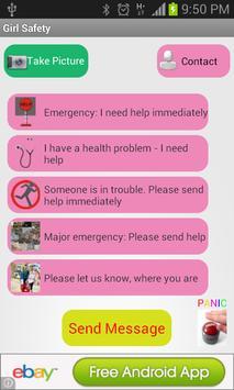 Girl Safety screenshot 1