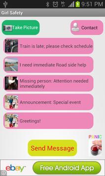 Girl Safety screenshot 3