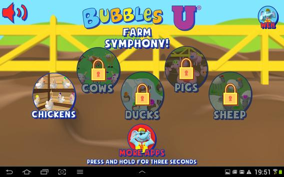 Bubbles U: Farm Symphony screenshot 9