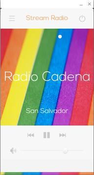El Salvador Radio screenshot 1