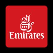 The Emirates App icon
