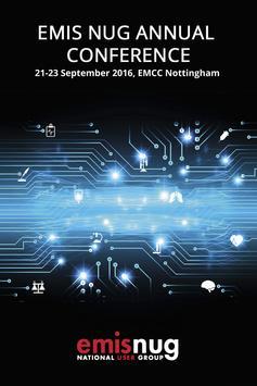 EMIS NUG Conf 2016 poster