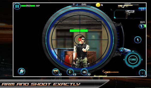 Sniper: Combat sniping Skill apk screenshot