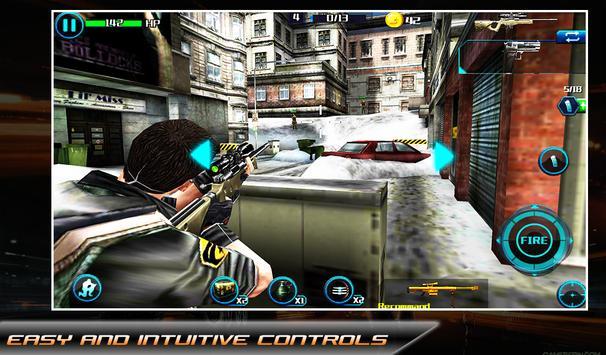 Sniper: Combat sniping Skill poster