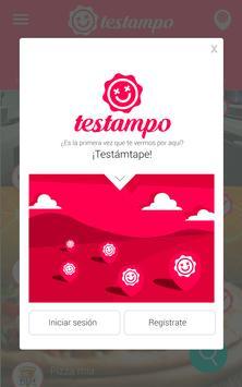 Testampo screenshot 4
