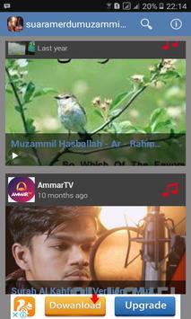 Suara Merdu Muzammil Hasballah : Murotal apk screenshot