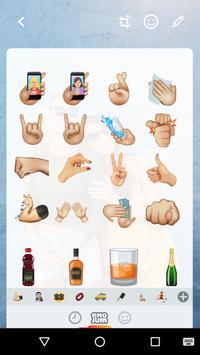 EMOJUM—Sticker Keyboard & Stories App apk screenshot