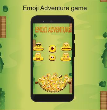 Emoji Adventure free poster