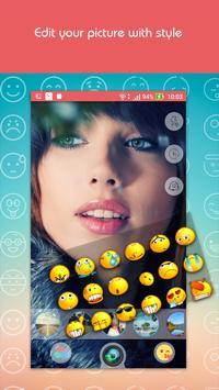 Emoji Keyboard : Emoji Maker PRO (Emoji New 2017) apk screenshot