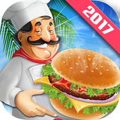 Cooking Chef: Burger Fever icon