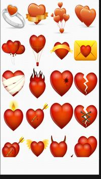 Love Stickers screenshot 1