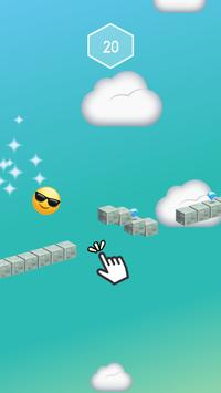 Emoji Fun Run:  Jump Up & Down Adventure screenshot 2