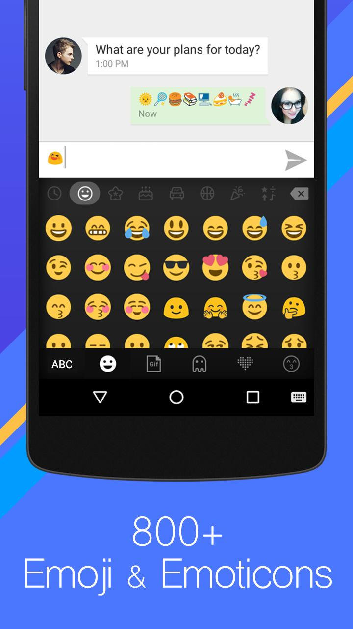 4029999ea64 Flash Keyboard- Emoji Emoticon for Android - APK Download