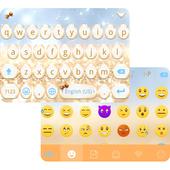 Gold & Sliver Emoji Keyboard icon