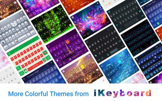 Glitter Cheetah Emoji Keyboard screenshot 3