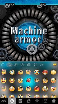 Machine Armor Emoji Keyboard for Android - APK Download