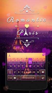Romantic Pairs Emoji Keyboard poster