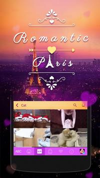 Romantic Pairs Emoji Keyboard apk screenshot