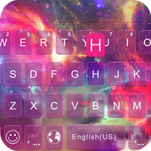 Galaxy Emoji keyboard Theme icon