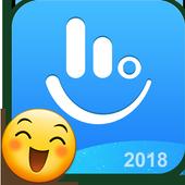TouchPal Keyboard - Fun Emoji & Free Download icon