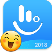 TouchPal Emoji Keyboard - Emoji, Fancy Theme, GIFs icon
