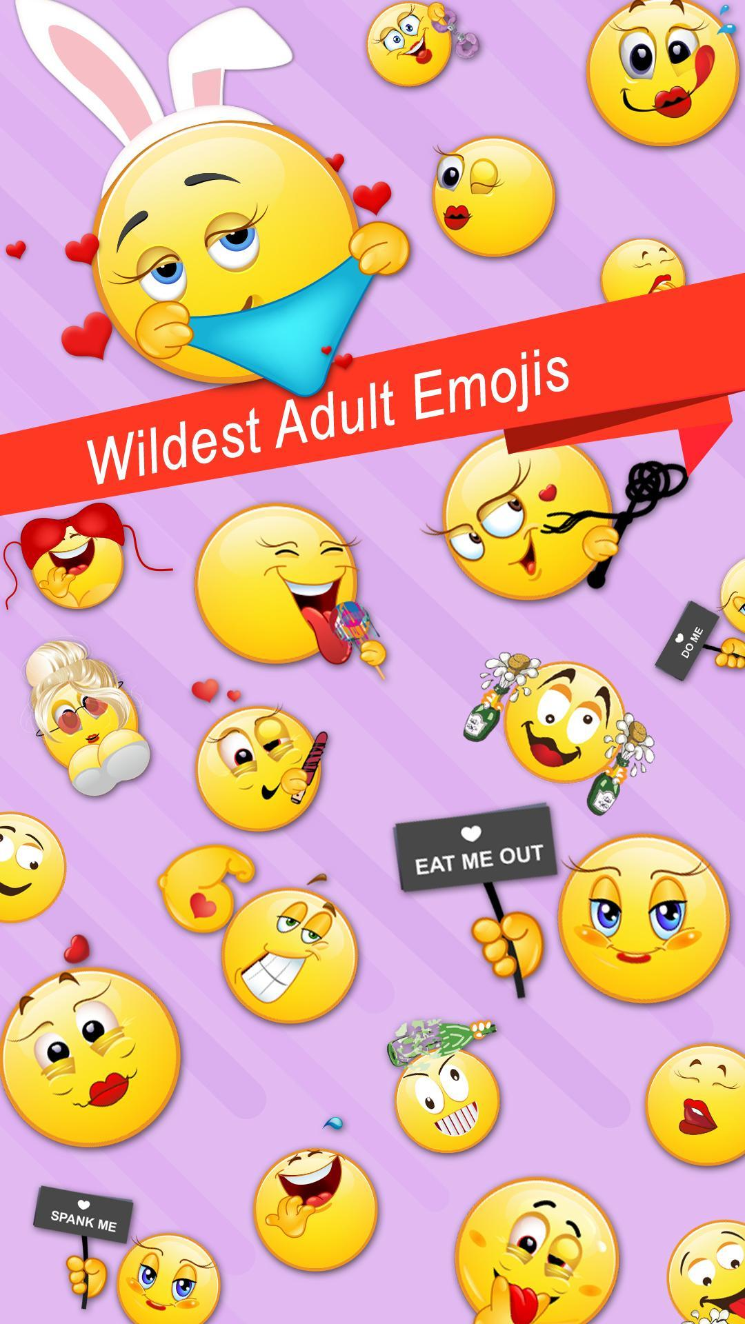 Adult Emoji Emoticons Icon Art For Android Apk Download