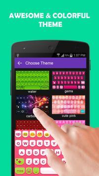 Emoji Keyboard apk screenshot