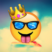 Emoji Wallpapers cute background icon