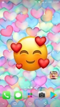 Emoji Wallpapers cute background screenshot 5
