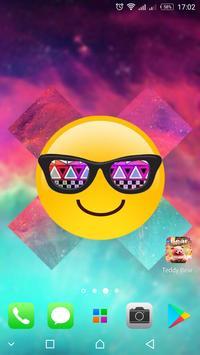 Emoji Wallpapers cute background screenshot 1