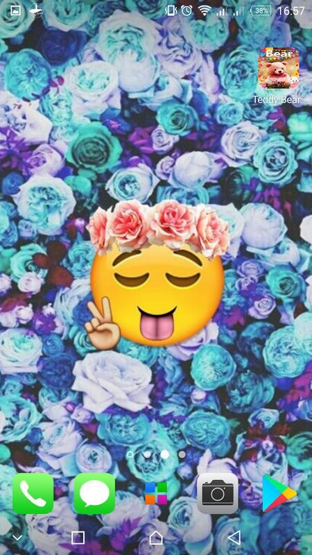 cute emoji wallpaper phone
