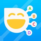Emoji Contact: Contact Emoji Maker icon