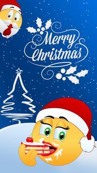 Flirty Christmas poster