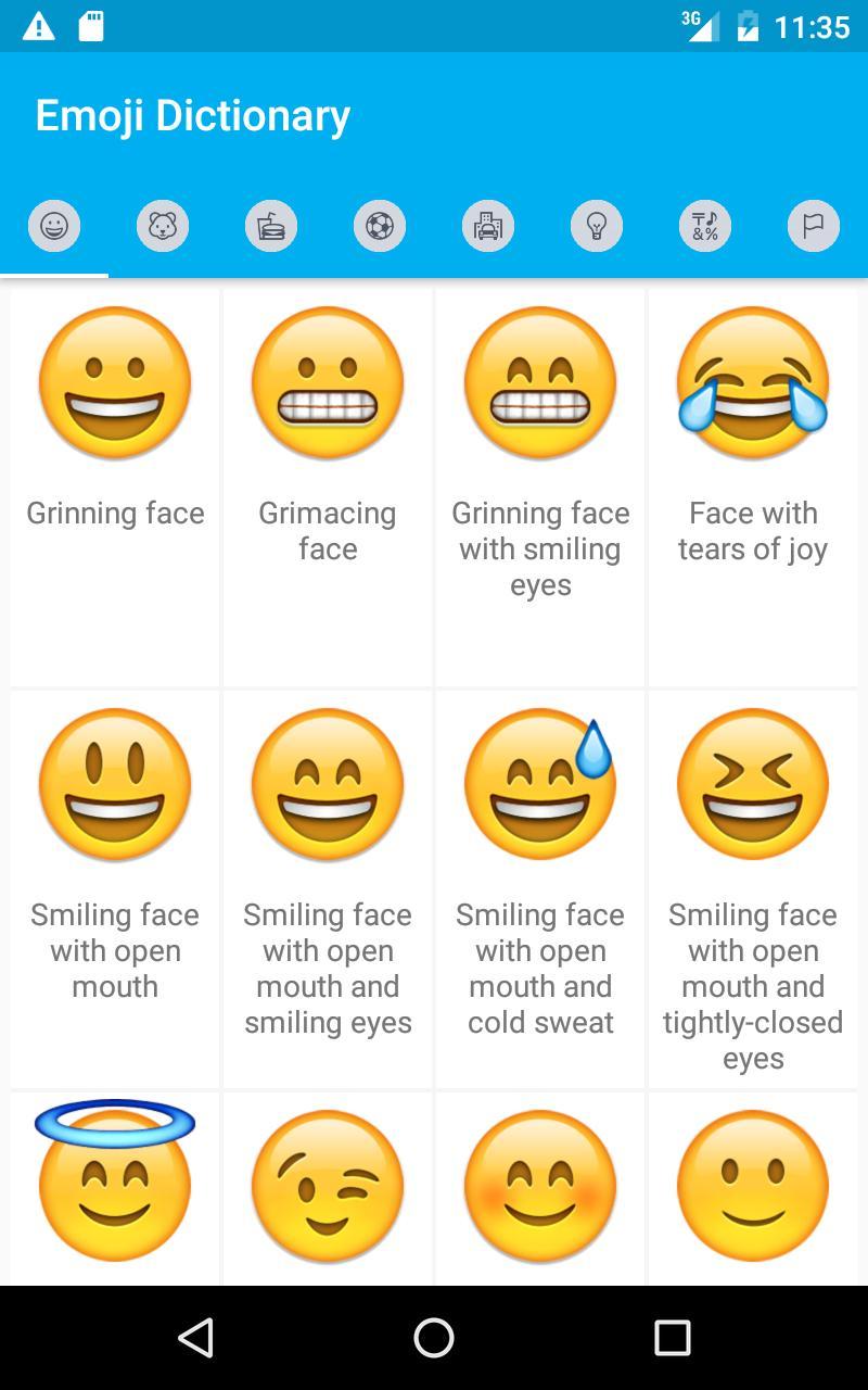 Smiley X Bedeutung