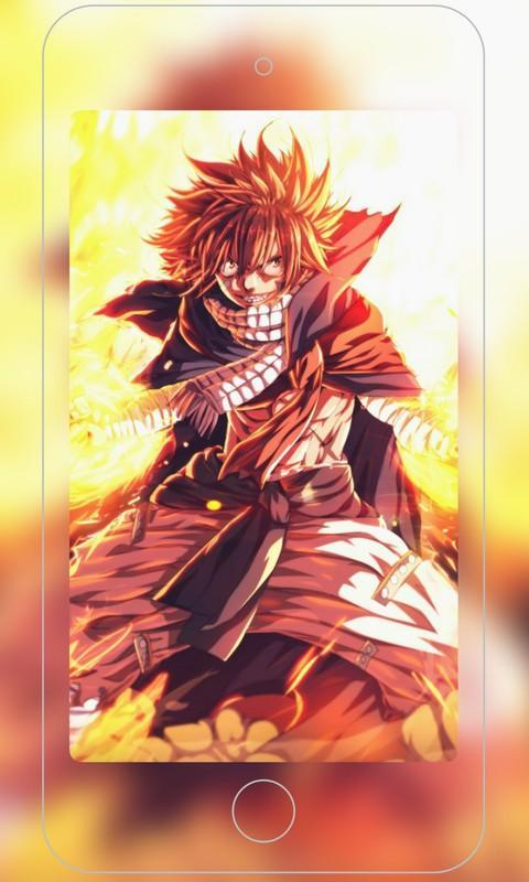 Anime Wallpaper 4k Natsu Wallpapers Hd For Android Apk