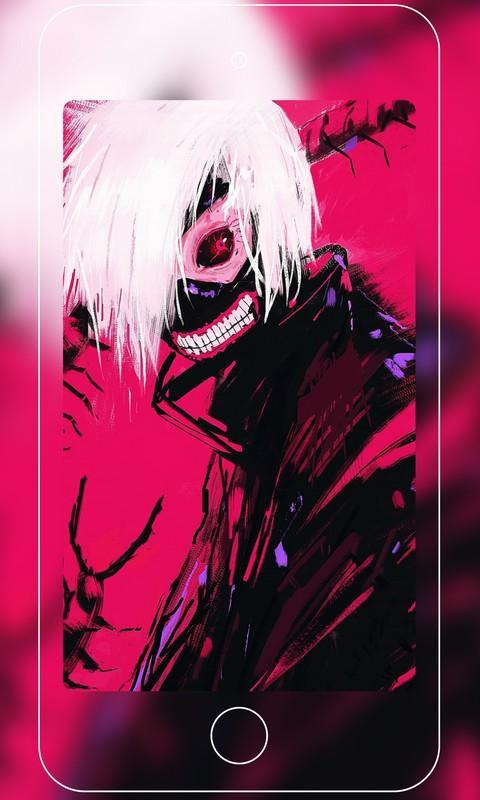 Fondo de Pantalla Anime 4K: Kaneki Fondos HD for Android ...
