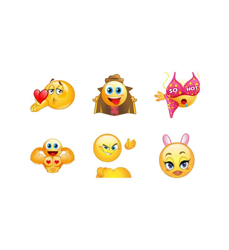 animated sex emoji