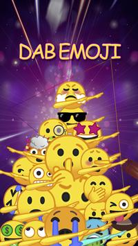 Dab Emoji Sticker – Emoji Keyboard screenshot 1