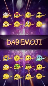 Dab Emoji Sticker – Emoji Keyboard screenshot 2