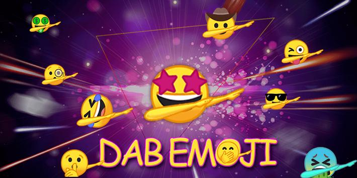 Dab Emoji Sticker – Emoji Keyboard screenshot 3
