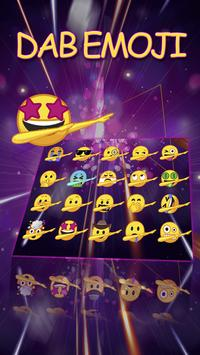 Dab Emoji Sticker – Emoji Keyboard screenshot 4