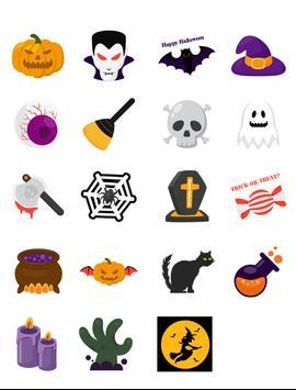 ... Halloween Stickers🎃 apk screenshot