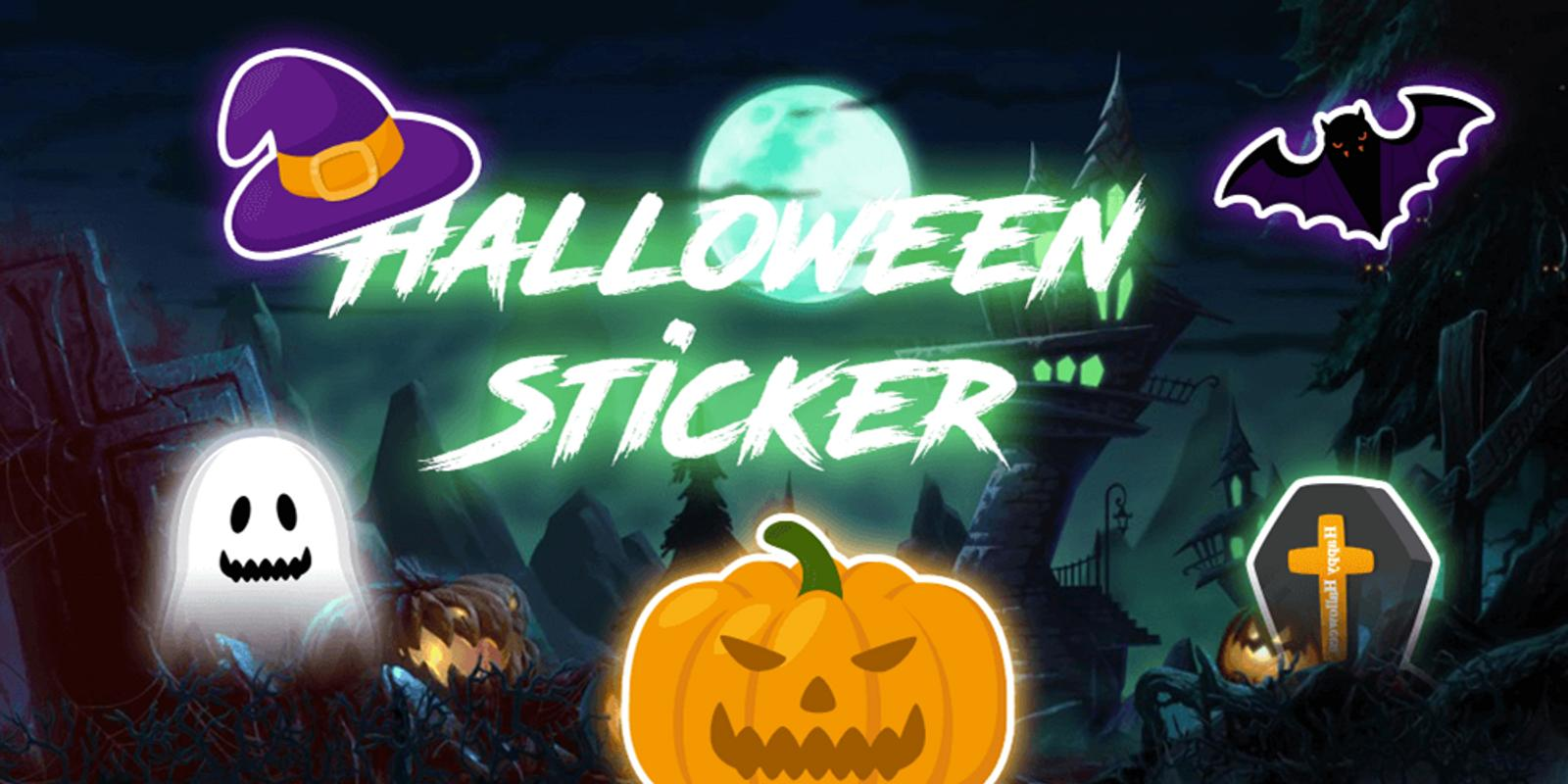 ... Halloween Stickers🎃 apk screenshot ...