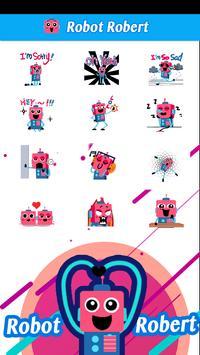 Mr Robot Sticker Free GIF poster